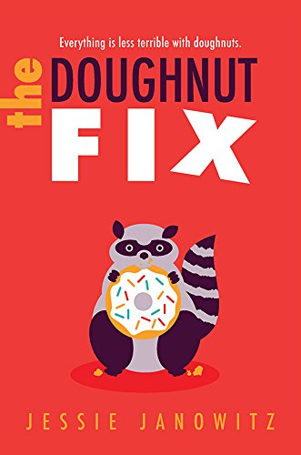 The Doughnut Fix by [Janowitz, Jessie]