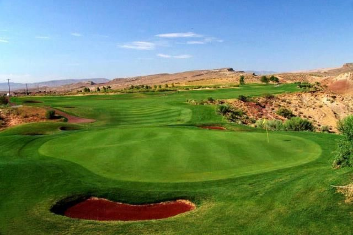 Southgate golf course Utah