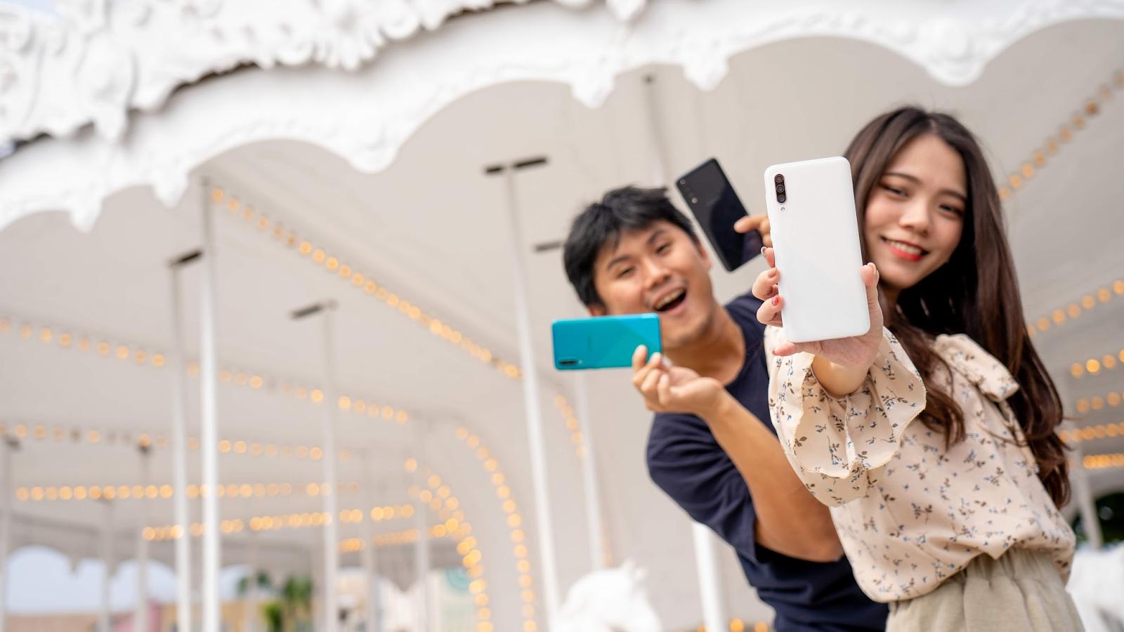 九千以下的手機選什麼?三星 Samsung Galaxy A30s 平價同時擁有旗艦規格! 駁二一日遊~ - 29