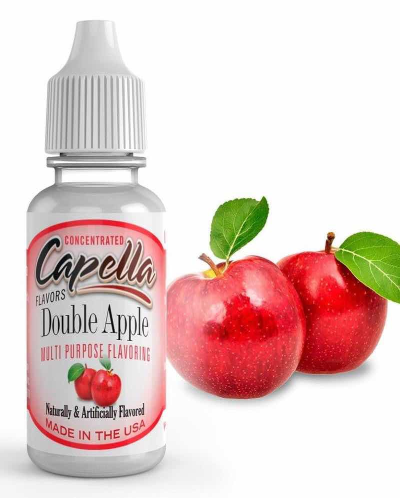 Capella Double Apple Flavoring