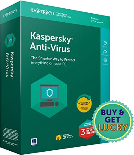 Kaspersky Antivirus Latest Version - 3 Users