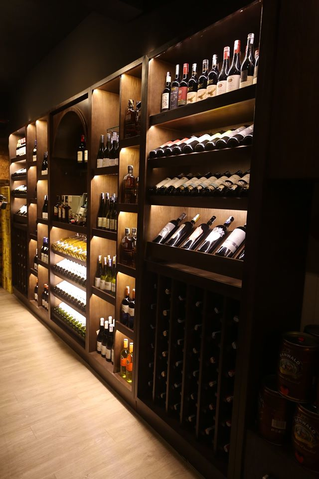 Rượu vang Pháp ở Anchor đa dạng
