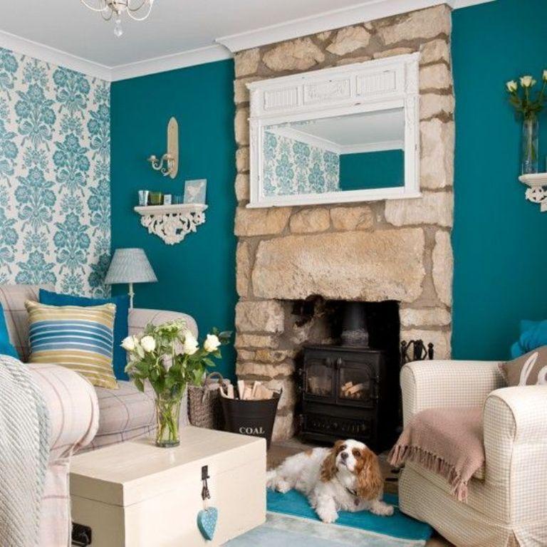 6 kết hợp màu xanh lá cây Tosca đặc trưng trong thiết kế nội thất