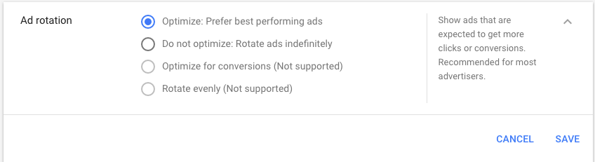Audience Ad Rotation Automation