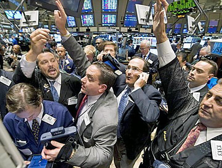 The sorry tale of a Wall Street gamble gone bad ...