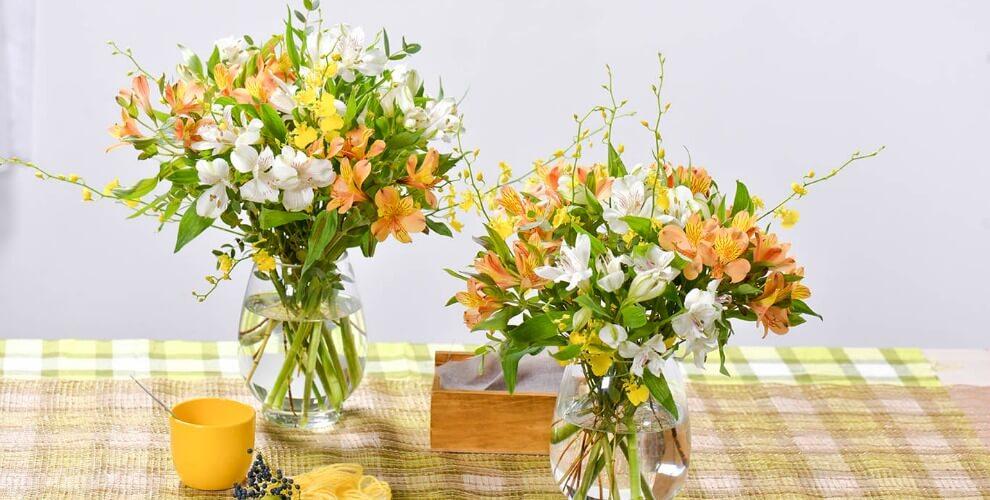 tặng hoa theo tháng