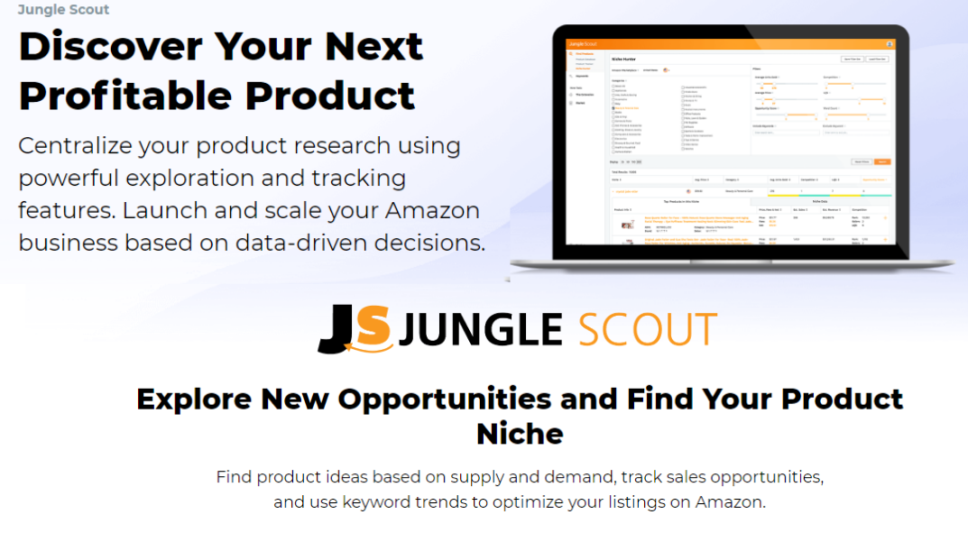 Jungle Scout Product Research