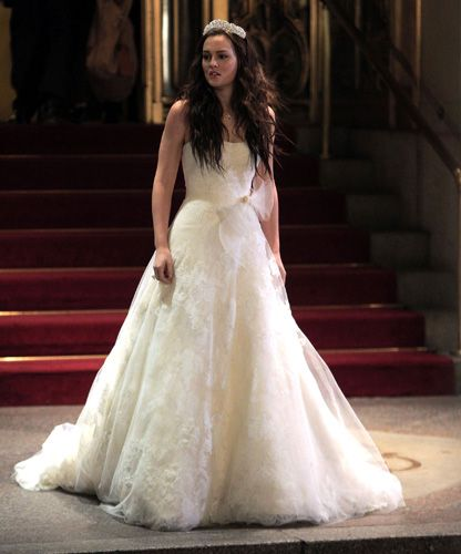 6 To Die For Tv Wedding Dresses Her Campus