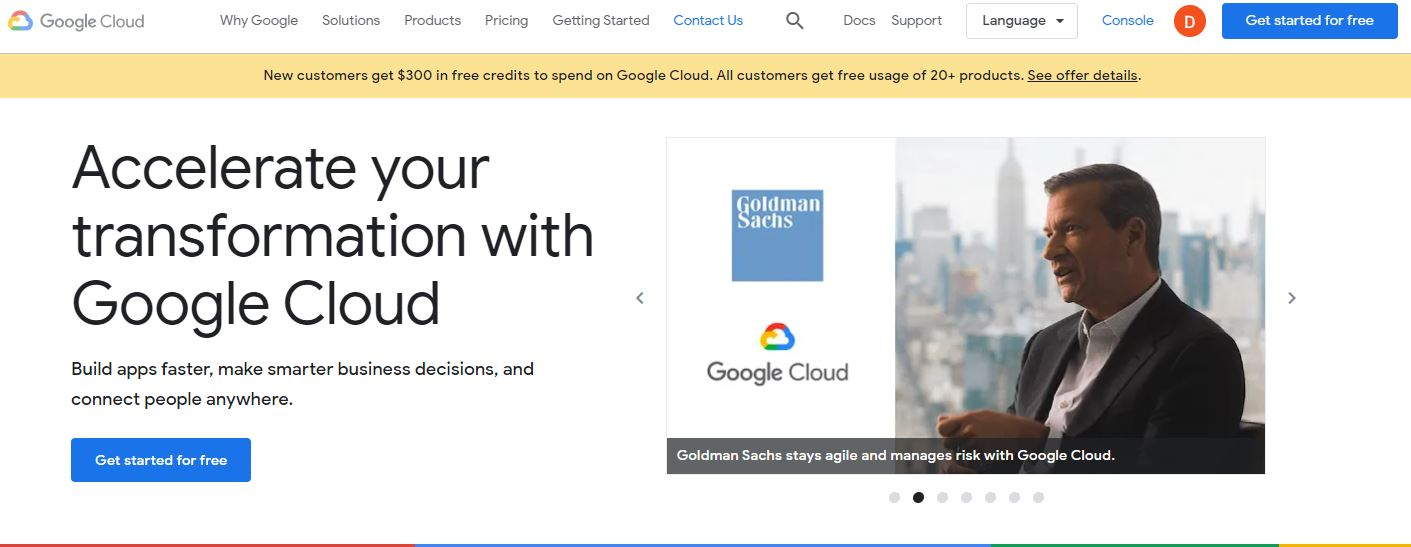 Google Cloud Cloud Backup Solutions