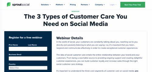 The 3 Types of Customer Care You Need on Social Media