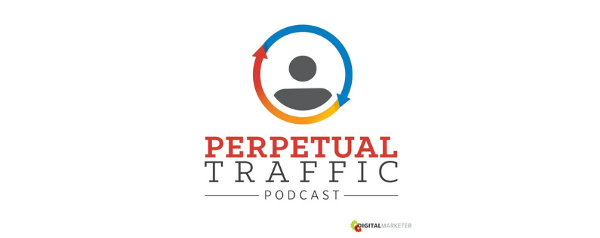 Perpetual Traffic podcast logo