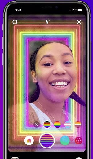 Luna Pride Instagram