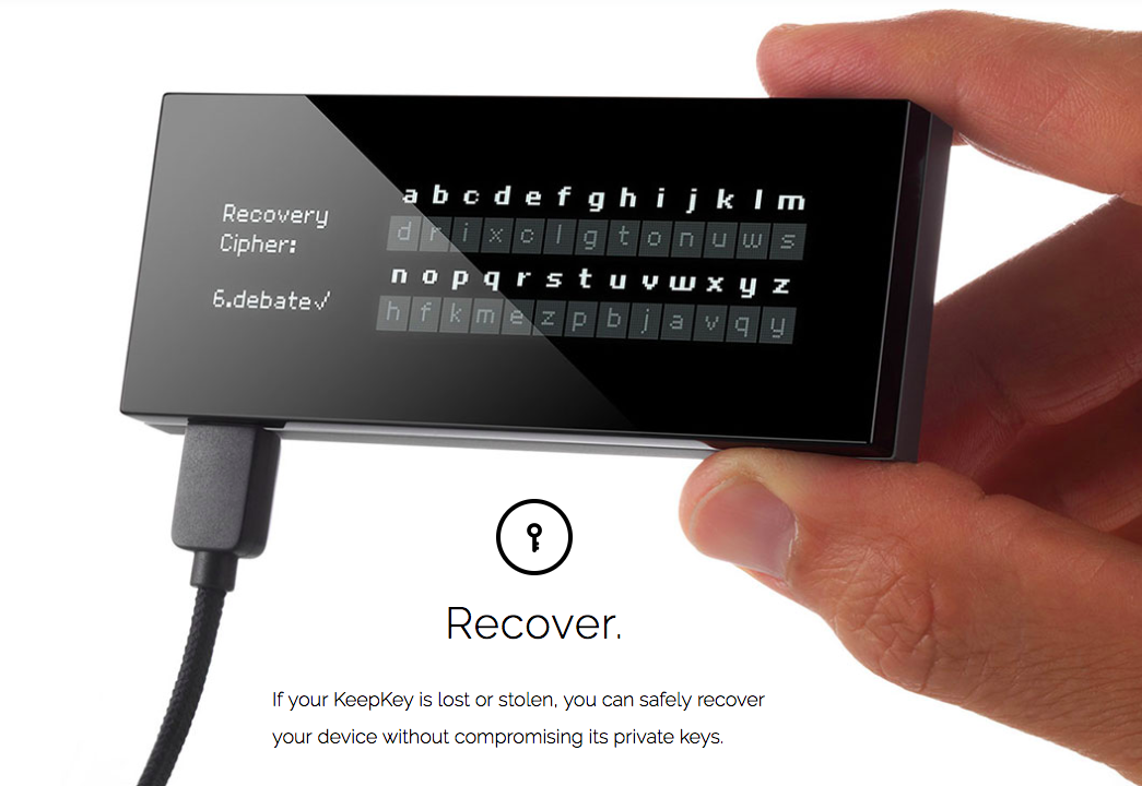 Keepkey picture
