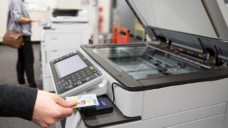 Thuê máy photocopy tại Long An