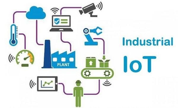 IoT công nghiệp trong sản xuất tiêu dùng