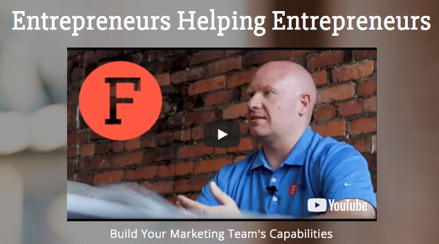 Link to video interview with Keith Eneix on starting a small business
