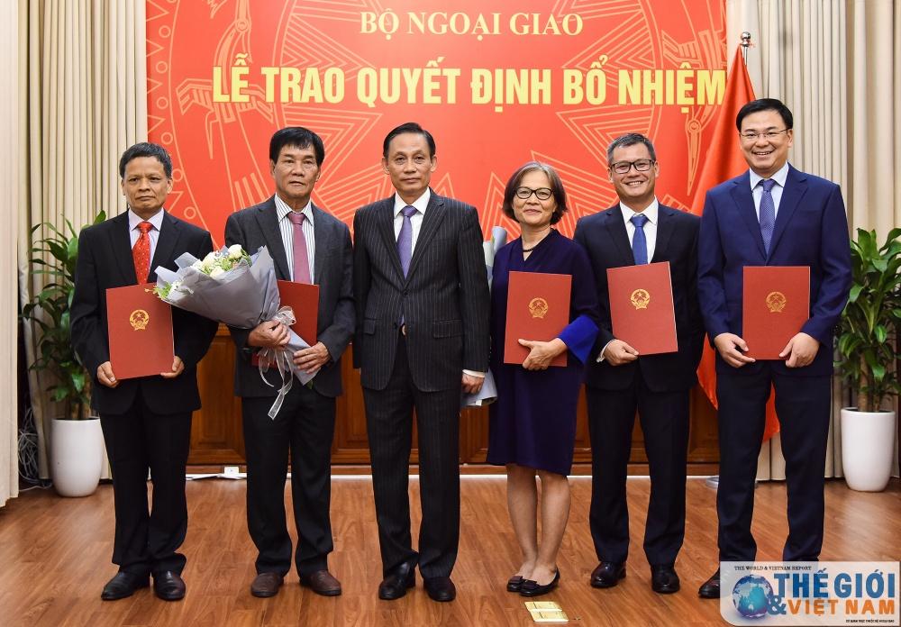 Việt Nam đề cử danh sách trọng tài viên và hòa giải viên theo UNCLOS 1982 lên Liên Hợp Quốc - Ảnh 1