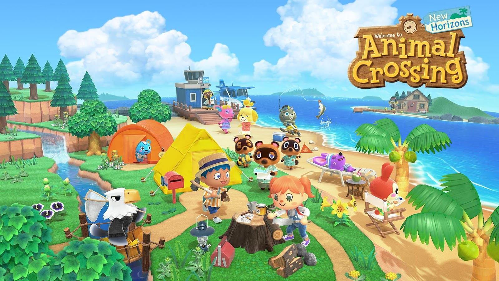Animal Crossing: New Horizons for Nintendo Switch - Nintendo Game ...