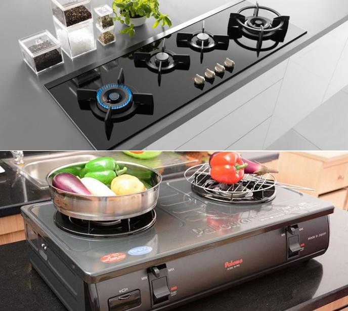 So sánh khả năng đun nấu giữa bếp ga và bếp từ
