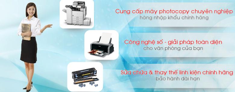 Doanh nghiệp sử dụng dịch vụ thuê máy photocopy có rất nhiều lợi ích