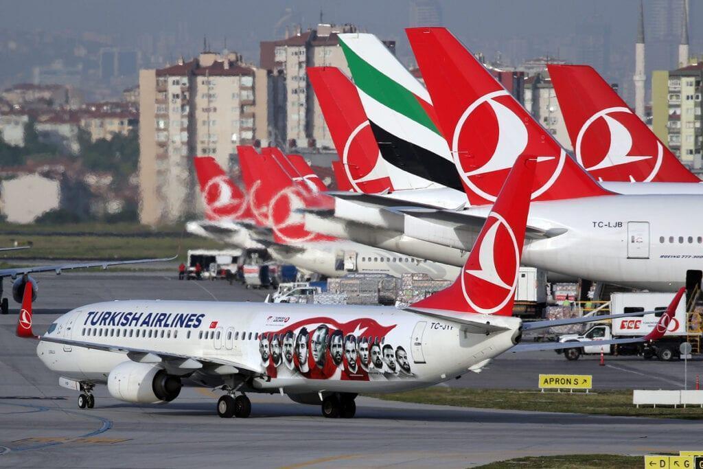 Turkey airport restriction