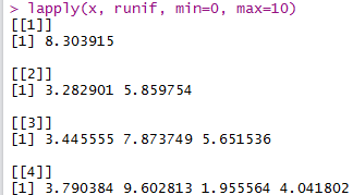 Functions in R - apply(), mapply(), tapply(), lapply() 45