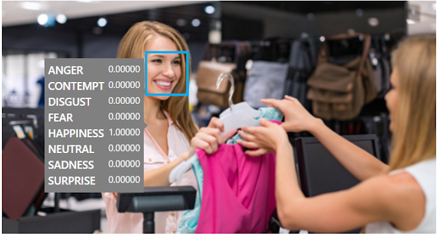Microsoft AI: Mobile Emotion Recognition Application