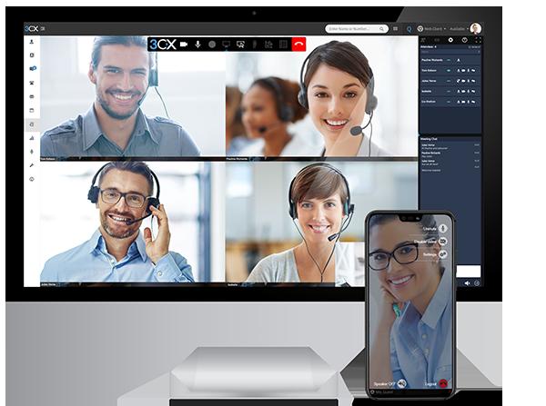 webrtc video conferencing