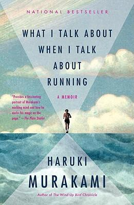 Image result for what i talk about when i talk about running