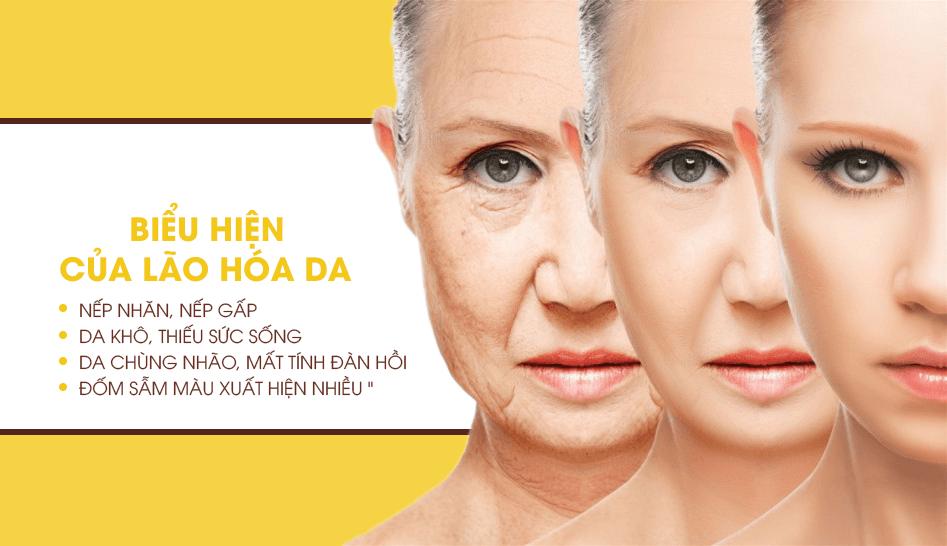 Dấu hiệu cảnh báo làn da bị thiếu hụt collagen