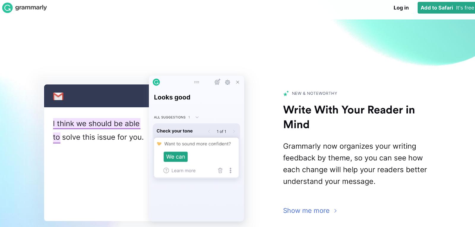 omniscient digital best content marketing tools grammarly