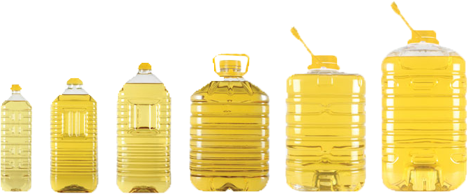 huile raffinée et perte de poids