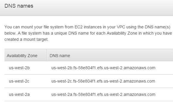 how to add efs to ec2