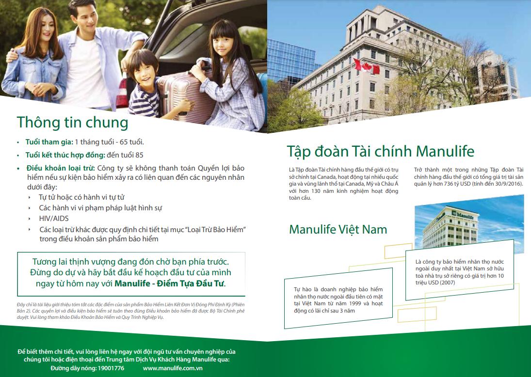 Thông tin chung về Manulife Việt Nam