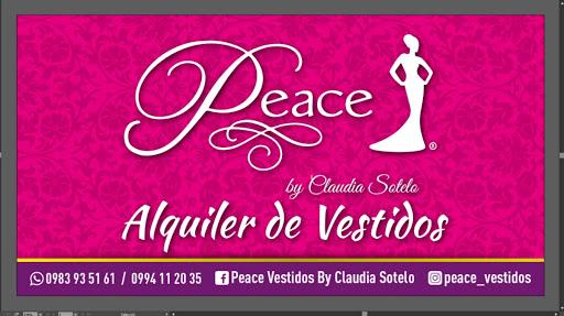 Peace Alquiler De Vestidos Tienda De Alquiler De Vestidos