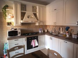 Forum dubbio sul top per cucina classica - Cucina bianca e marrone ...