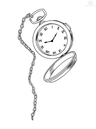 Image result for white rabbit stopwatch