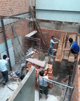Trường Tuyền đem đến dịch vụ sửa nhà quận Bình thạnh chất lượng