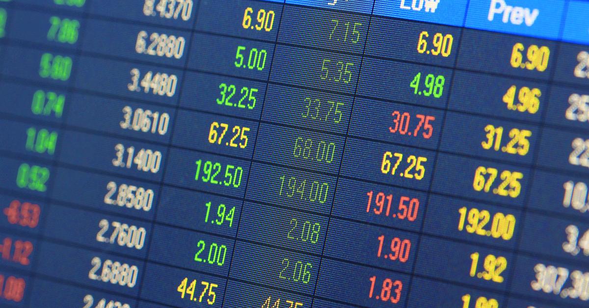 Giá cả thị trường biến đổi liên tục