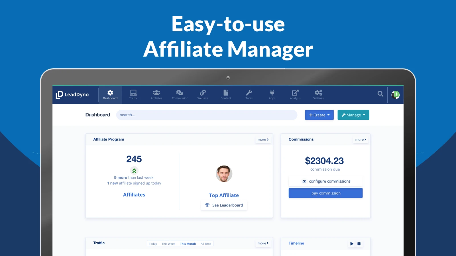 Best Shopify affiliate app in the market