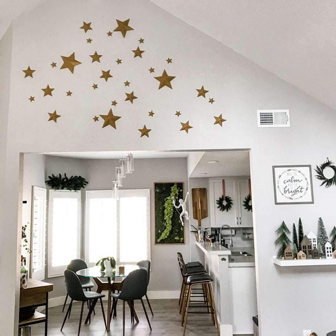 Create Your Own Star Wall