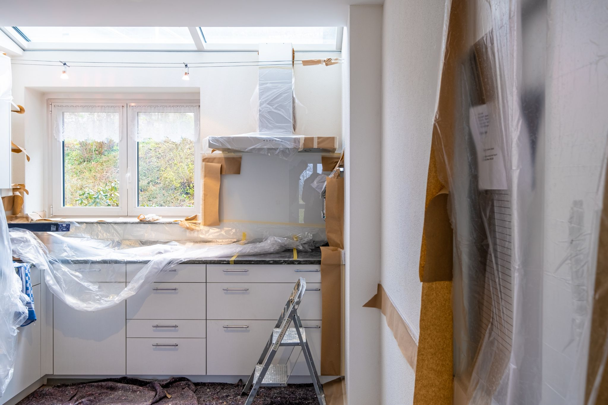 Financing a kitchen remodel