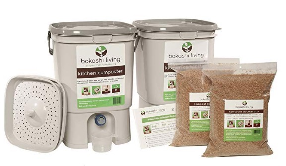 bokashi containers