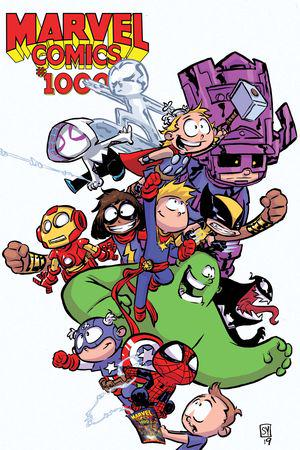 Marvel Comics #1000 Variant