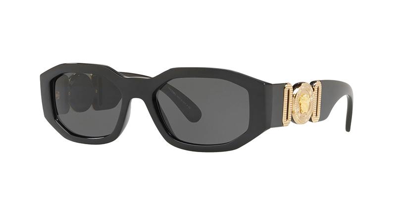 Versace Black Medusa Sunglasses | VE4361 GB1/87 | As Seen On Kim  Kardashian, Chiara Ferragni & Ciara | PRETAVOIR
