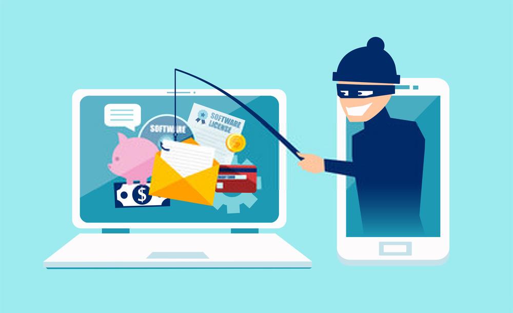 Waspada Penipuan Web Phising di Tengah Covid-19 - 2021