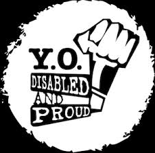 Y.O. Disabled and Proud