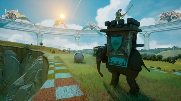 Rock of Ages 3: Make & Break พร้อมให้ร่วมทดสอบ Open Beta แล้ววันนี้บน Xbox One และ PlayStation 4 2