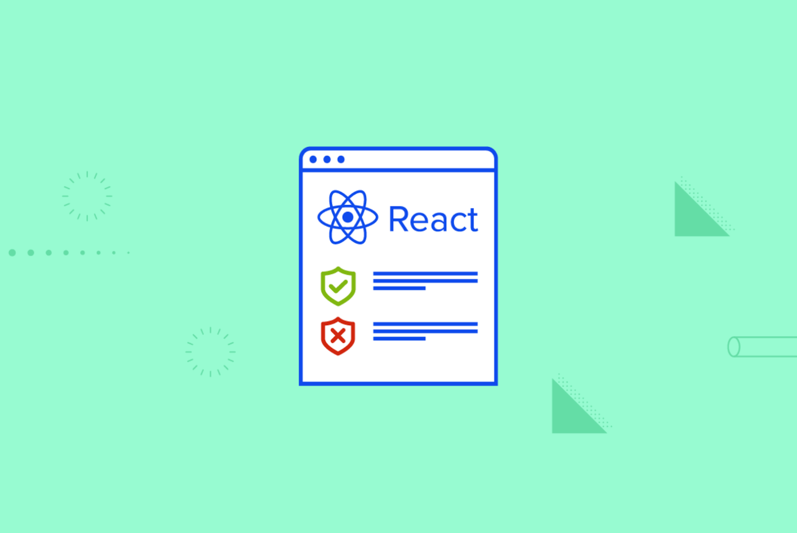 React Security Vulnerabilities