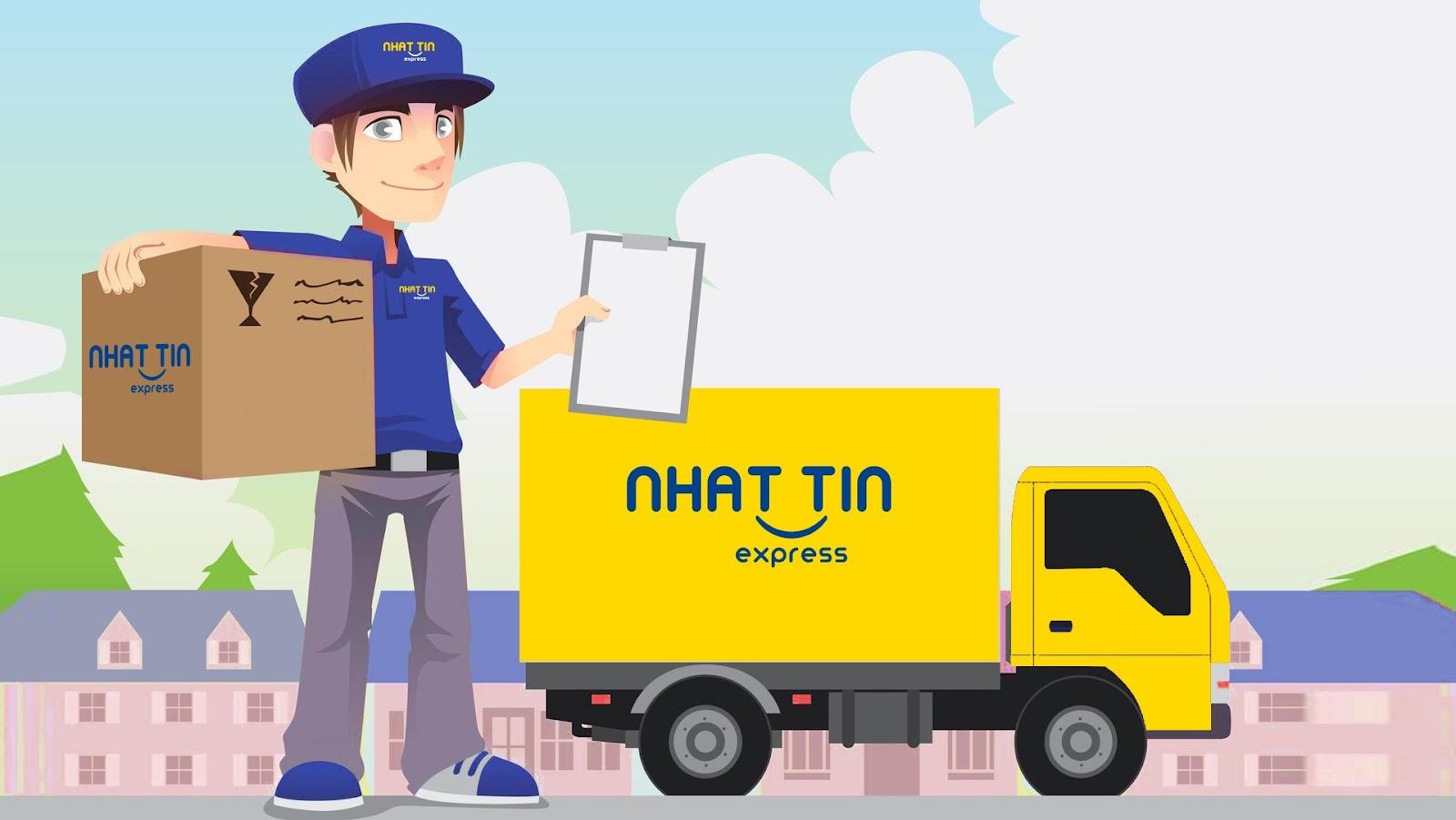 dịch vụ vận chuyển hàng hóa bắc nam ntx - nhất tín express